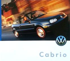 2000 Volkswagen CABRIO sales brochure catalog US 00 VW Cabriolet - $8.00