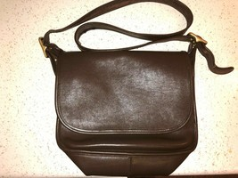 COACH AUTHENTIC SADDLE BAG bonnie - $69.95