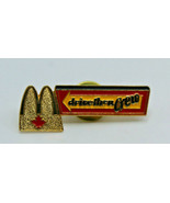 McDonalds Canada Drive Thru Crew Employee Collectible Pinback Pin Button... - $14.06