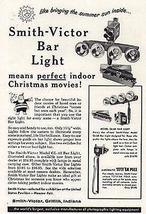 Photography Movies Smith-Victor Bar Light 1959 Photo AD - $10.99