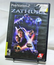 Zathura PS2 Playstation 2 Complete CIB 2K Games - $7.84