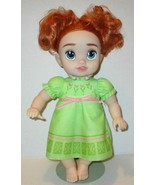 """DISNEY FROZEN 2 YOUNG ANNA 12"""" TODDLER BABY DOLL TOY - $9.99"""