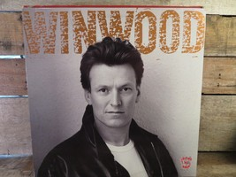 STEVE WINWOOD Roll With It LP Record Album Vinyl - ₹188.76 INR