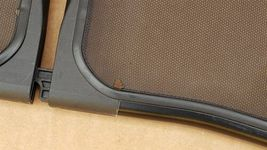 03-09 Audi A4 Cabrio Cabriolet Rear Wind Deflector Screen Blocker 8H0862953 image 4