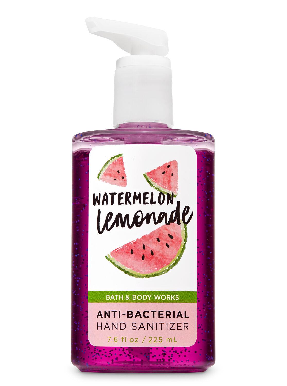 Bath & Body Works Watermelon Lemonade Anti-Bacterial Hand Sanitizer Pump 7.6oz - $17.47
