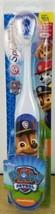 NEW Spinbrush Nickelodeon PAW PATROL Toothbrush CHASE Blue - $10.66
