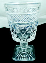 Imperial Glass Cape Cod Clear Goblet Water Wine - $16.34
