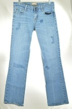 Vigoss jeans 11 x 32 distressed bootcut Rigid medium wash - $19.79