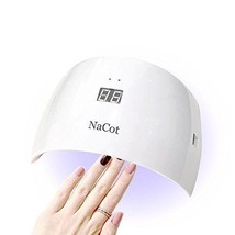 UV LED Nail Dryer Professional Gel Polish Lamp Curing Manicure Light Tim... - $19.99