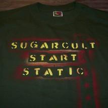 Sugarcult Start Static T-Shirt Medium Band New - $19.80