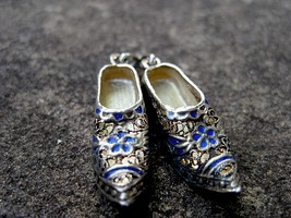 Haunted Halloween Collection the Magick shoes of the Ababa Janhoy Djinn - $777.77