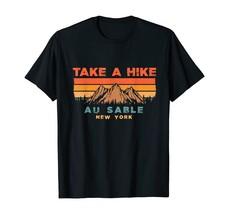 New York Vintage Take A Hike Au Sable Moutain T-Shirt - $15.99