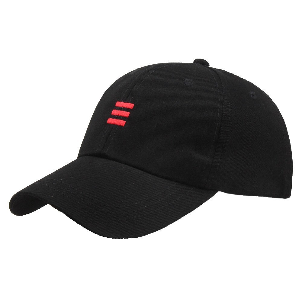 Primary image for Unisex Hats Hip-Hop Adjustable Baseball Cap embroidery Boys Girls Snapback golf