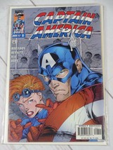 Captain America #8 (Jun 1997, Marvel) Bagged and Boarded - C1923 - $2.99