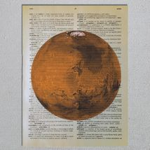 Choose a Science Biology Chemistry Physics Astronomy Dictionary Art Print image 11