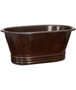 "Copper Bathtub ""Santa Ana"" - $2,900.00"