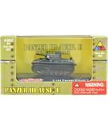 Classic Armor 1:144 Panzer III AUSF. E Heavy Tank Model #400 NIB Free Sh... - $10.88