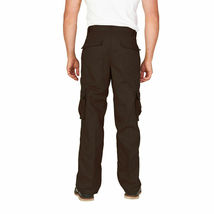 Men's Tactical Combat Military Army Work Slim Fit Twill Cargo Pants Trousers image 5