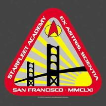 Star Trek TNG Starfleet Academy Logo T-Shirt NEW - $19.34