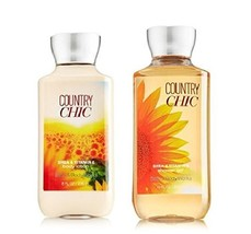 Bath & Body Works Signature Collection - Country Chic - Gift Set - Showe... - $29.12