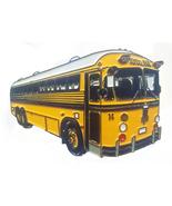 Crown Coach School Bus Lapel Pin - Single - $5.35