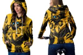 bumblebee Hoodie Women - $58.99+