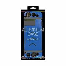 ALLONE Nintendo Switch Aluminum Metal Case Protector Cover -Blue- [video game] - $51.44