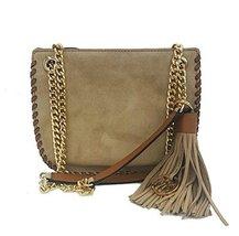 Michael Kors Whipped Chelsea Handbag DK Khaki (... - $188.50