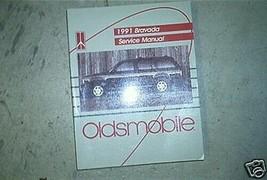 1991 Oldsmobile Olds GM Bravada Service Shop Reparatur Werkstatt Manuell... - $7.42