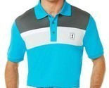 PGA TOUR Pro Series Linear Block Chest Polo Sizes S, L, XL New Msrp $60.00