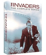 The Invaders: The Complete Series - $23.75