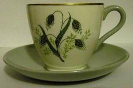 Spode Copeland Demitasse Cup & Saucer Soft Whispers Har Holdway Vintage ... - $17.82