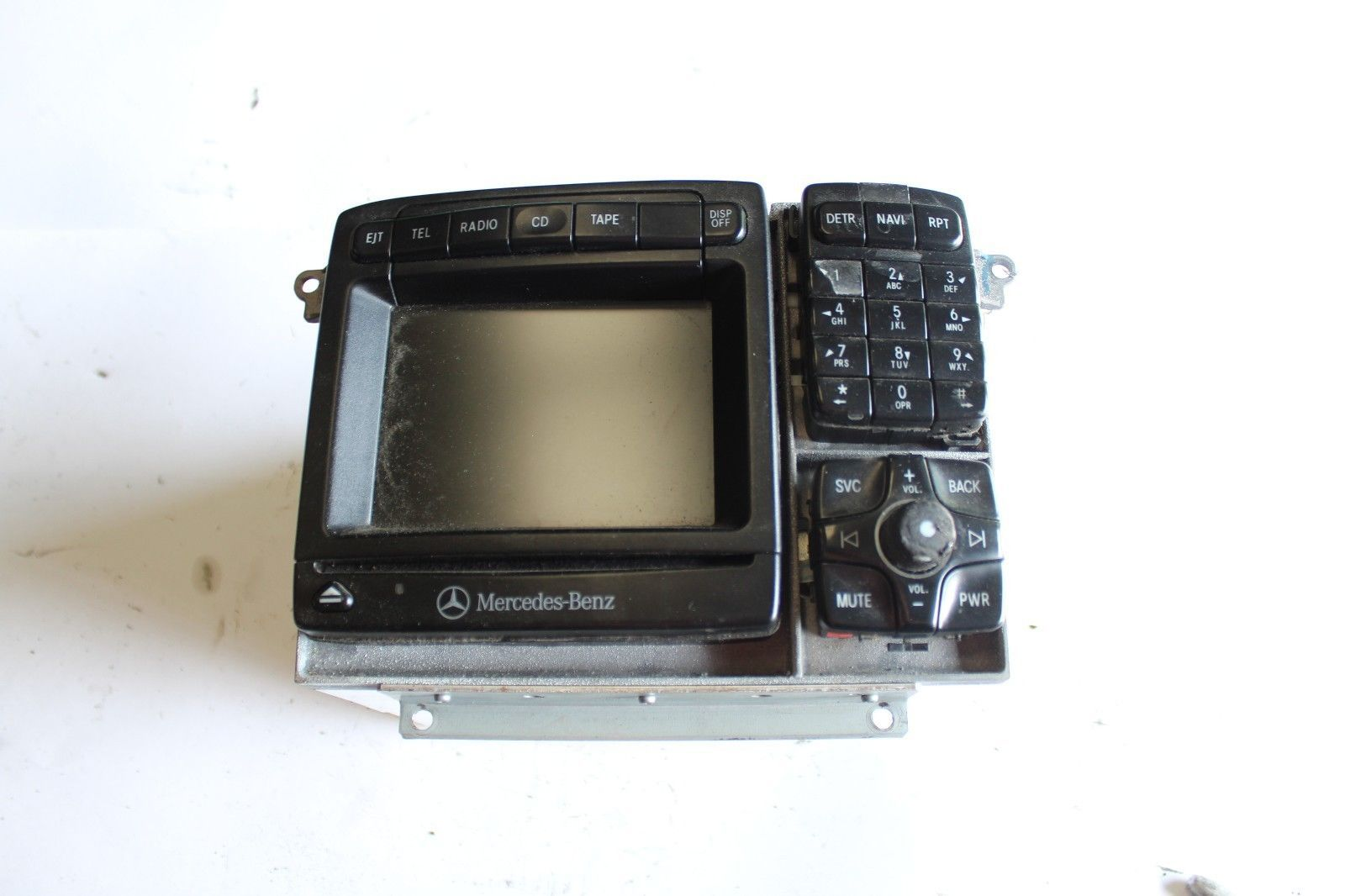 Primary image for 2002-2006 MERCEDES BENZ W220 S430 NAVIGATION COMMAND HEAD UNIT K3530
