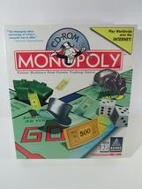 Monopoly Macintosh CD-ROM (PC, 1995), Sealed New! - $23.75