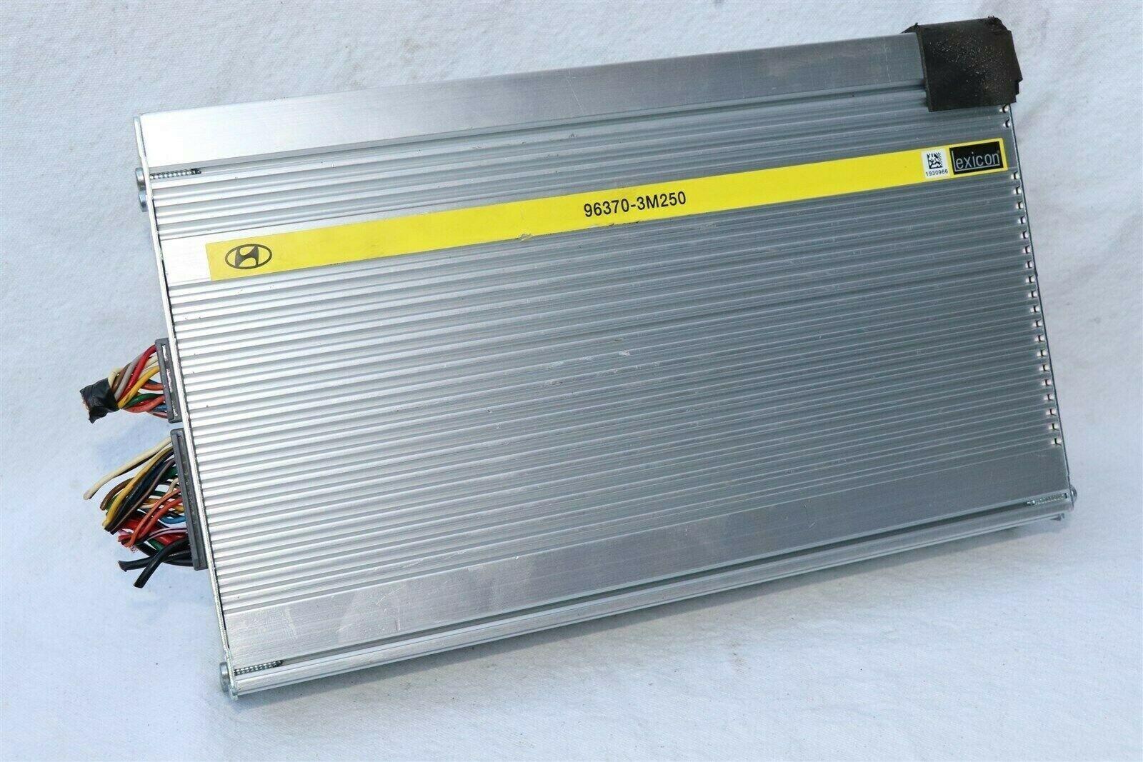 Hyundai Genisis Lexicon Radio Audio Amp Amplifier 96370-3M250