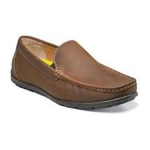 Florsheim Mens Shoes Draft Moc Toe Venetian Driver Brown CH  Leather 133... - €81,25 EUR+