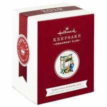 Hallmark Keepsake 2019 Christmas Window KOC Member Christmas Ornament Ne... - $30.83