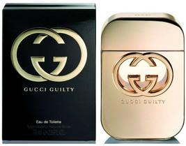 Gucci Guilty Women's 2.5-ounce Eau De Toilette Spray EDT Fragrance Authe... - $98.67
