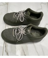 Nike Air Force 1 Cargo Shoes 488298-303 Mens 11 DARK GREEN - $44.85