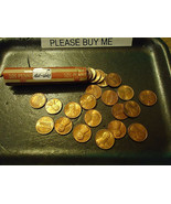 1978-P LINCOLN CENT ROLL   **AU - UNCIRCULATED**     >> C/S & H  - $3.47