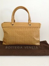 Authentic Bottega Veneta intrecciato 2 way handbag - $584.62