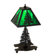 "14"" High Tall Pines Accent Lamp - $495.00"