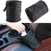 Car Trash Bin Pop-up Portable Garbage Can Leak Proof Waterproof - Freesh... - $9.45