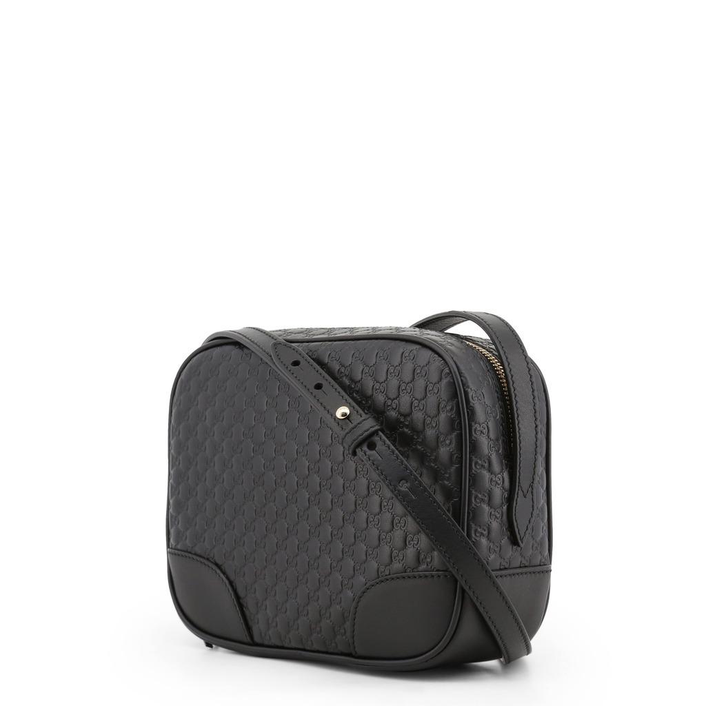 baa9e998d08 41803e5f 757d 4c9f aed3 d64ccff90bd4. 41803e5f 757d 4c9f aed3 d64ccff90bd4.  Previous. New Authentic Gucci Microguccissima Mini Bree Messenger Bag Black  NWT