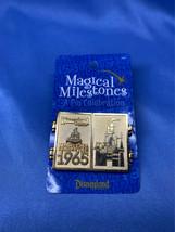 DLR Magical Milestones A Pin Celebration 1965 Disneyland Tencennial Celebration - $14.99