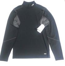 Champion Mens Fitted Sweatshirt Premium Maximum  Performance Small Black - $26.99