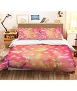 3D Christmas  Xmas 15 Bed Pillowcases Quilt Duvet Cover Set Single Queen... - $64.32+