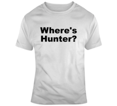 Wheres Hunter Novelty Political Tshirt Election 2020 Sleepy Joe Biden So... - $15.97+