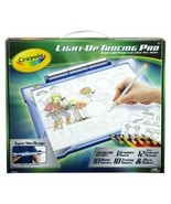 Crayola 04-0907 Light-up Tracing Pad Coloring Board - Blue - $29.09