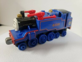 Belle 6120 Engine Thomas The Train Diecast Metal Take N Play 2010 Blue Red Tank - $8.51